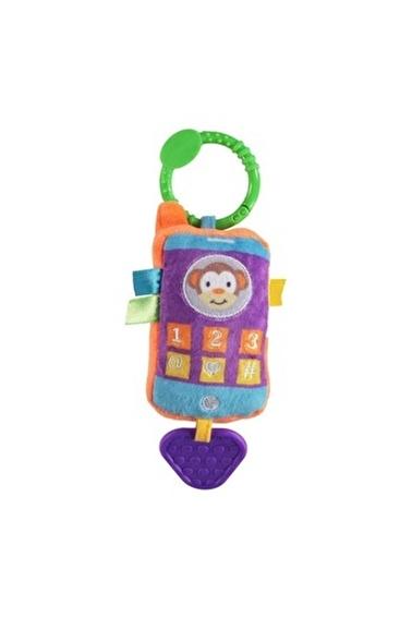 Babycim Babycim Bebeğimin İlk Telefonu Diş Kaşıyıcı Oranj